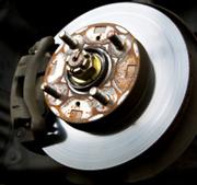 brake rotor wheel