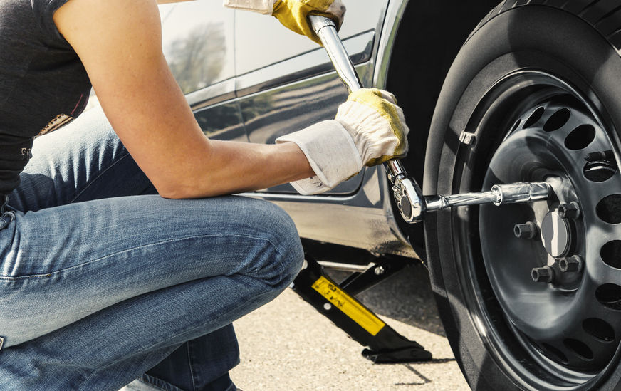 Proper car wheel maintenance can keep your vehicle from having a massive breakdown.