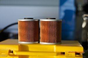 orange fuel filters