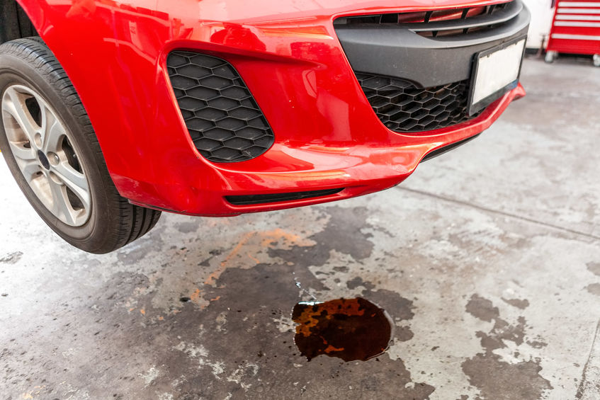 What Happens If You Don't Fix an Oil Leak?